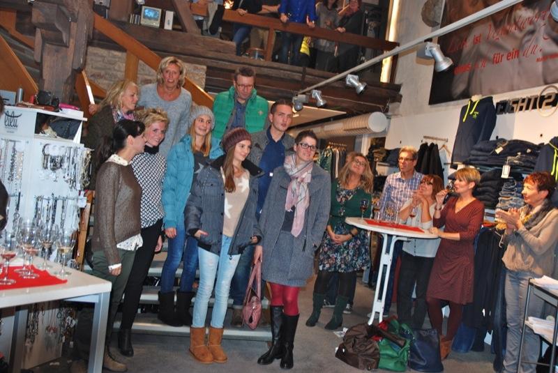 Kosidlo Modeparty Herbst / Winter 2013