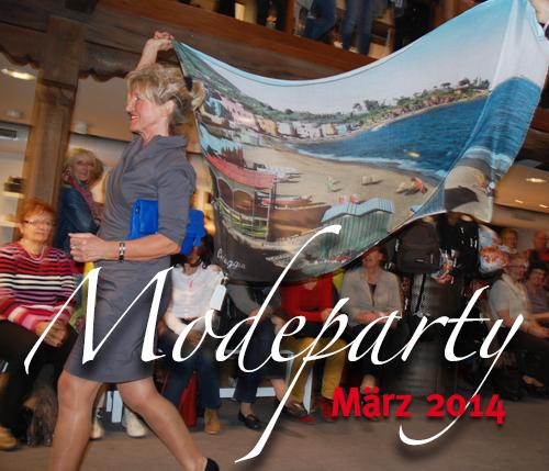 Modeparty Frühjahr 2014