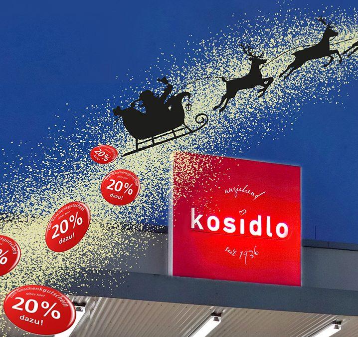 Weihnachtsgrüße in schweren Zeiten
